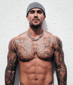 Cool Back Tattoos, Cool Chest Tattoos, Back Tattoos For Guys, Chest Tattoos For Women, Chest Piece Tattoos, Cool Forearm Tattoos, Leg Tattoo Men, Best Sleeve Tattoos, Tattoo Sleeve Designs