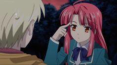 Ayano & Ren Kaze No Stigma, Anime Watch, Ayato, Kaneki, Knights, Action, Romantic, Hair Styles, Hair Plait Styles