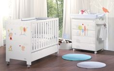 Baby bed select - 25 baby room facilities
