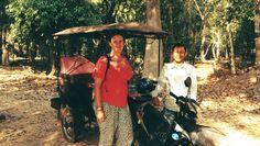 Diary of a tuk-tuk driver in Angkor