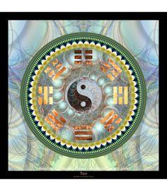 Tao - Mandalas - Pumayana Artwork