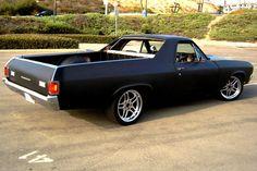 1970 Chevrolet El Camino.