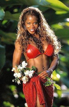 WWE/TNA Wrestler: Jacqueline