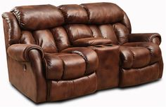 101 Rocking Console Love Seat by HomeStretch