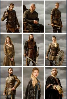 Vikings, History Channel