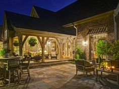 fabulous porch and patio