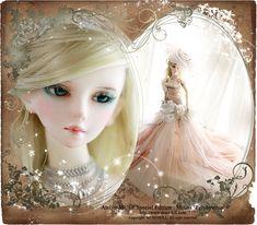 Girl Ball Jointed Dolls | bup be bjd, búp bê bjd, ball jointed doll, bjd, bjd doll, búp bê ...