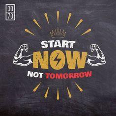Erteleme.. Yarın değil, şimdi başla.. 30a70.com 02429993767  #otuzyetmis #eatbetternotless #start #now #fitness #motivationalquotes #quoteoftheday #designinspiration #motivation #today Tart, Movie Posters, Pie, Film Poster, Tarts, Torte, Film Posters