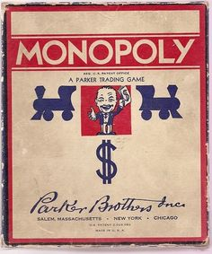 """""""Monopoly"""" board games helped thousands of Allied POWs escape German camps. 