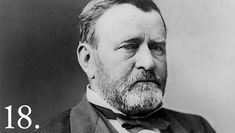 In 1865, as commanding general, Ulysses S. Grant led the Union Armies to victory over the Confederacy in the American Civil War. As an American hero, Grant was later elected the 18th President of the United States (1869–1877), working to implement Congressional Reconstruction and to remove the vestiges of slavery.