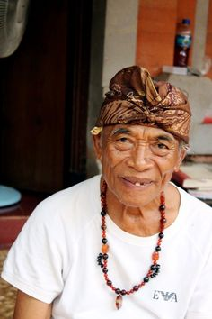 Ketut Liyur — my great teacher.