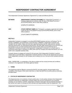 Maintenance Agreement Template   Microsoft Word Templates ...