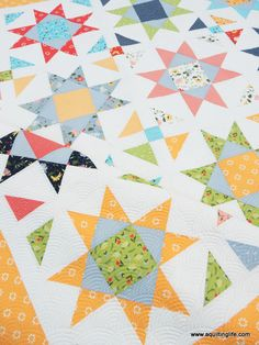 New Quilt Pattern | Sunshine Day