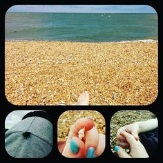 Me lovely @harrycuth took me to wonderful Whitstable today. We got pet bumblebee, found shells and had a rad day. Back to reality tomorrow. #trip #dayoff #weekend #sunday #sea #beach #seaside #pebbles #water #pebblebeach #babycrab #babylobster #couple #abouther #abouthim #relationshipgoals #whoo #whitstable #bumblebee #shell #tinyshell #holdinghands #muchlove #stressless #goodvibesonly #montereylocals #pebblebeachlocals - posted by Ula https://www.instagram.com/thenamelessghouleh - See more…