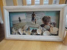 our life...: shadow box redo