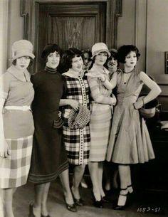 """Clara Bow in """" Rough House Rosie """" c. 1927"""