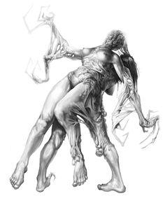ArtStation - Siamese Twins, Dmitry Solonin