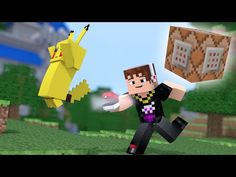 Minecraft Mods | Pokemon Mod | Catch Every Minecraft Mob - One Command Creations - YouTube