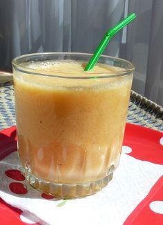 Aprende a preparar un delicioso y refrescante jugo de Naranja-Plátano, si no lo has probado nunca ¡Esta es tu oportunidad! No creerás lo delicioso que es