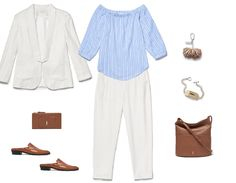 I created this look @thackernyc summer stroll #youstyleit