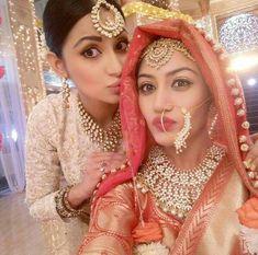 INDIAN WEDDING STYLE!