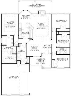 1930 sq ft w/4 bedroom