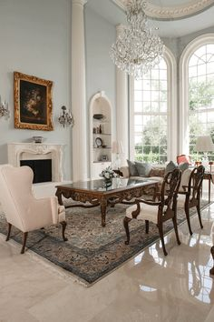 Woodlands Lifestyles & Homes magazine » Sweetwater ChateauFrench Country elegance in Fort Bend County