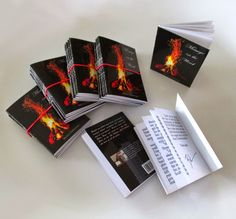 Artistry for Authors: Mini Booklets -- Author Swag
