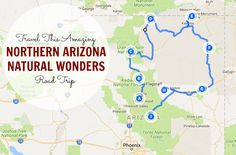 This Natural Wonders Road Trip Will Show You Arizona Like You've Never Seen It…