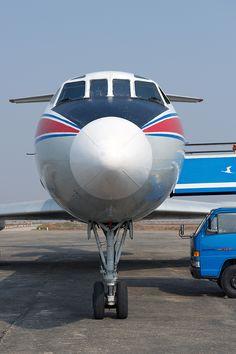 Air Koryo, North Korea, TU-134