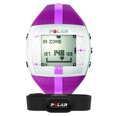 The Polar FT4 Heart Rate Monitor is a best seller, tracking your calories burned and giving valuable feedback on your progress.