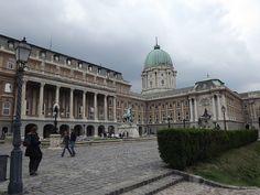 Buda castle- Budapest, Hungary
