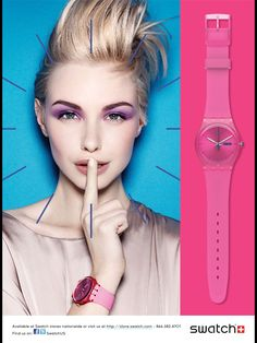 watch adverts for swatch - Google Search