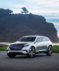 Mercedes EQ electric