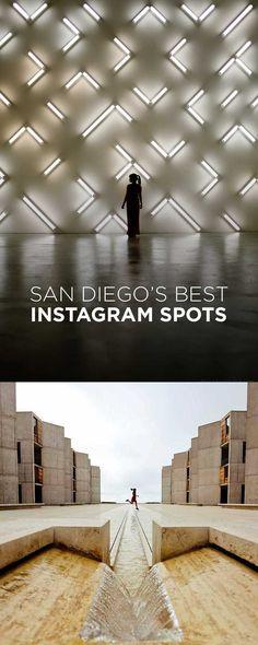 13 Best Instagram Spots in San Diego // #localadventurer #sandiego #california #visitsandiego #visitcalifornia