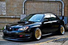 Subaru Impreza Sti Check out #Rvinyl for the best #JDM #Accessories & Parts