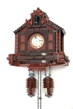 #LEGO Black Forest Cuckoo Clock