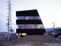 建築家・谷尻誠 suppose design office  『陽光台の家』  http://www.kenchikukenken.co.jp/works/1042811417/3173/  #architecture