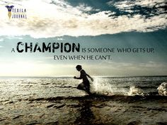 Be a Champion!! Follow @Texila for interesting shares. www.texilajournal.com