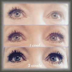 NO GLUE! NO FALSIES! All natural and enhances your lashes by 300%. 3d Fiber Mascara, Falsies, Before And After Pictures, Younique, Tea, Natural, Amazing, Teas, Nature