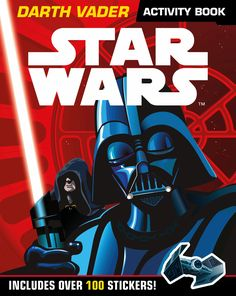 Star Wars: Darth Vader Activity Book With Stickers  Rediscover the full story of the galaxy's most sinister Sith Lord, from his humble beginnings as a slave on Tatooine, to his seat as one of the most feared villains in the universe in this exciting activity book.