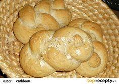 Housky z jednoho pramene (ve 4 krocích) recept - TopRecepty.cz 20 Min, Dumplings, No Bake Cake, Bread, Baking, Food, Pizza, Cakes, Bakken
