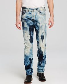 Prps Goods & Co. Jeans - Demon The Fall Slim Fit in Indigo