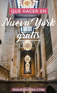 What to do for free in New York. 20 great plans for your trip. New York Travel Guide, New York City Travel, Travel Tips, Travel Hacks, Travel Destinations, New York Bucket List, New York Vacation, Travelling Tips, Travel Planner