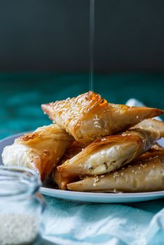 Greek feta pies