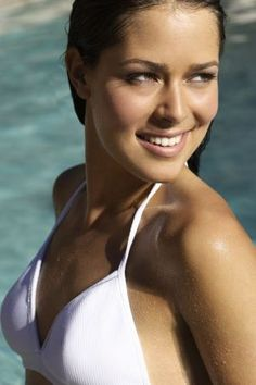 Smile for me! Ana Ivanovic