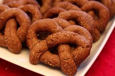 Chocolate Pretzels (Death by Chocolate Cookies)