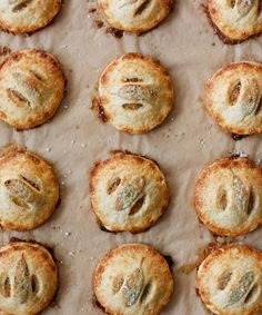 Pumpkin Handpies with Maple and Sage