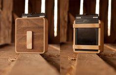 pinholecamera03 640x413 Cool Wooden Pinhole Camera