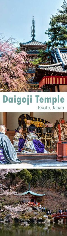 A guide to visiting Daigoji Temple in Kyoto, Japan